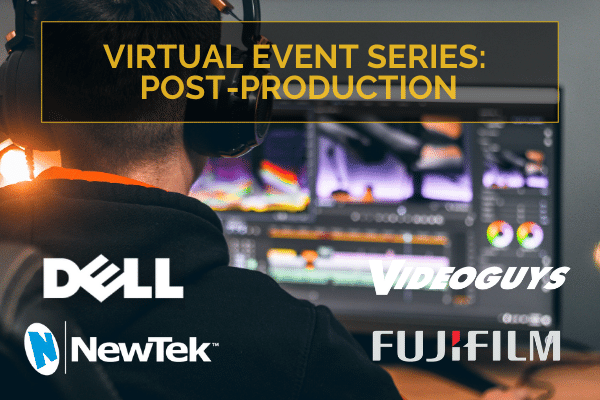 Videomaker Virtual Event Series: Post-Production