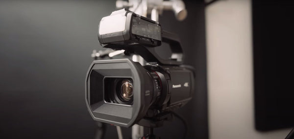 Panasonic AG-CX10 is a super cool camcorder!