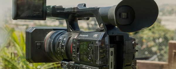 AG-CX350 Ver. 3.02 Firmware Update Brings P2 HD Codecs and V-Log