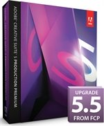 Adobe CS5.5 Production Premium: Open workflows with Final Cut Pro and Avid software