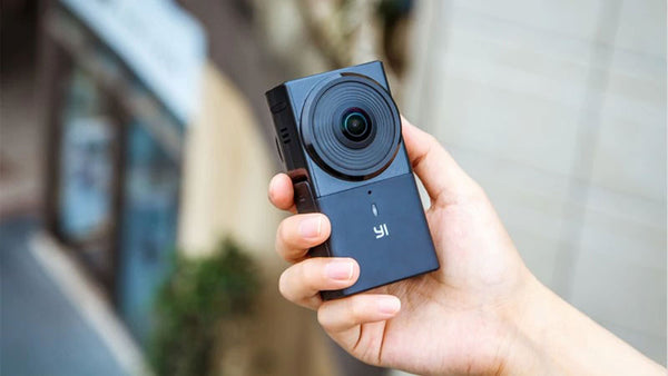 YI 360 VR Camera Can Livestream in 4K, Supports Vive and Rift Headsets: Digital Photography Review