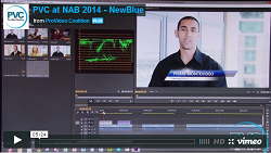 PVC at NAB 2014 - NewBlue FX and Titler Pro 3.0