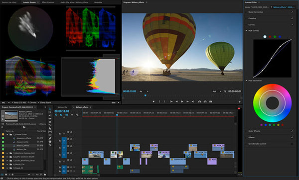 Adobe's Shows New Creative Cloud Formation at NAB