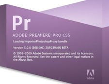 Adobe Premiere Pro CS5: Better, Faster, Bigger and Especially Faster