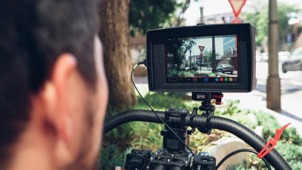 Field Operator Reviews Atomos Shogun Flame