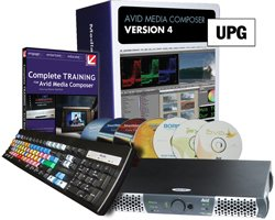 Upgrade to Avid Media Composer 4 $495 or Trade-Up to the Mojo DX for $4,995 and Receive the Videoguys' Bonus Pack