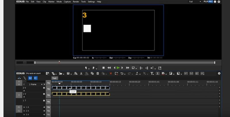 New Features in EDIUS 8.3 Watch this tutorial