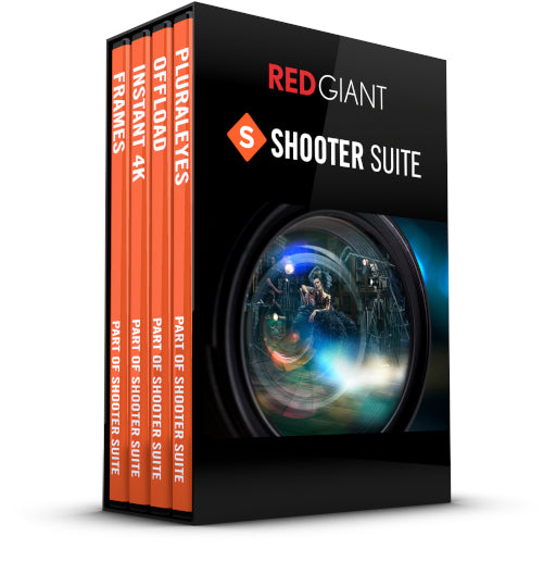 Shooter Suite Update Supports RED Camera Media
