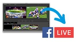 Stream to Facebook Live with Wirecast 6.0.7