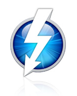 Does Thunderbolt slow down when daisy chained with an extra display?