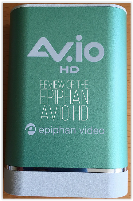 Learn 4 Life Review: Epiphan AV.io Works Like A Dream!