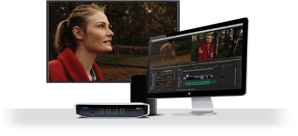New at NAB: AJA Releases New KONA and Io Software with AJA Control Room Updates