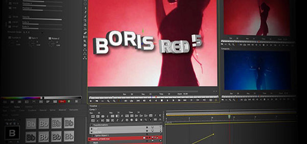 Why is Boris Red a Great Plug-in for Avid Editors?