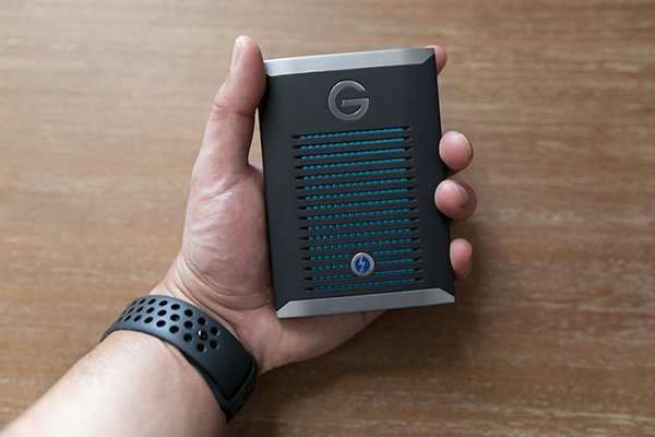 G-Tech G-Drive Mobile Pro SSD is the New King of Speed