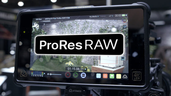 Cinema5D ProRes RAW Explained