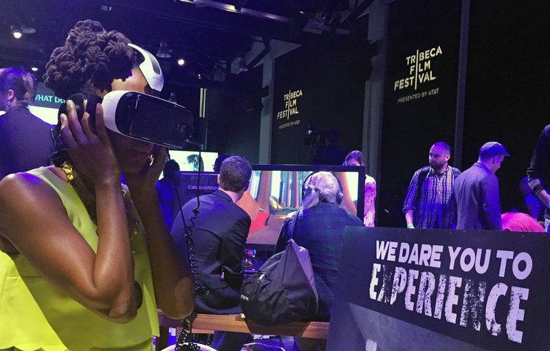 VR Gains Recognition in 2017 Tribeca Film Festival