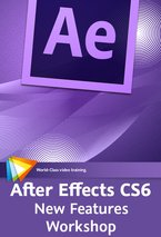 After Effects CS6: Global Performance Cache and Persistent Disk Cache