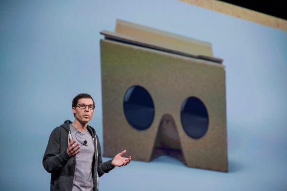 Virtual Reality: Google Cardboard Inside Story