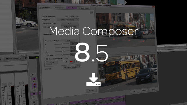 Hands On Review of Avid Media Composer 8.5