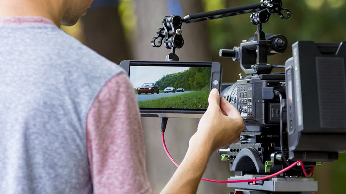 Introducing the Brilliant SmallHD 702-Bright Field Monitor