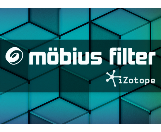New from iZotope! Mobius Filter: Perpetual Motion Machine