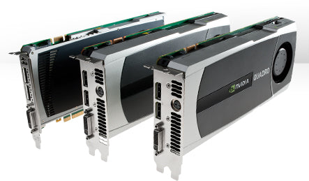 NVIDIA Quadro by PNY Certified for Adobe CS 6