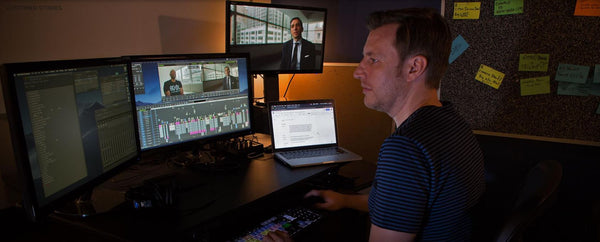 Avid NEXIS enables teams to share media for real-time editorial collaboration