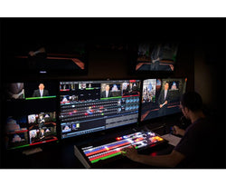 New at NAB: NewTek Debuts TriCaster Advanced Edition Software