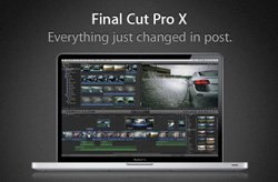 What other New Features does Final Cut Pro X have?