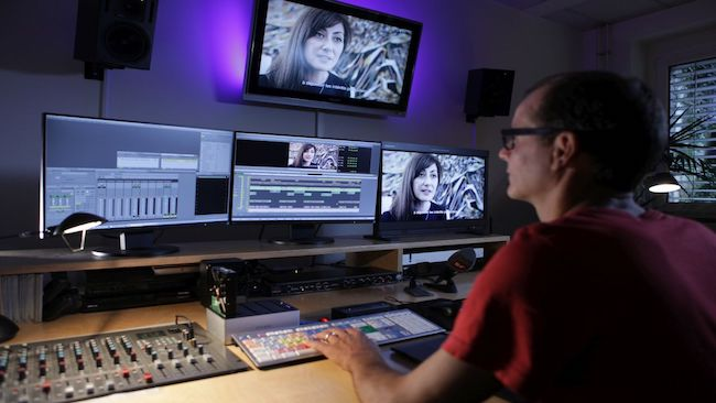 Avid NEXIS | PRO: Working together is the best way to work together