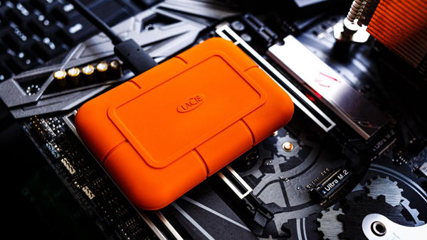 LaCie Rugged SSD Review: Tough, Secure, and Fast