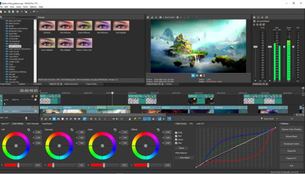 VEGAS Pro reviewed: Still one of the fastest NLEs