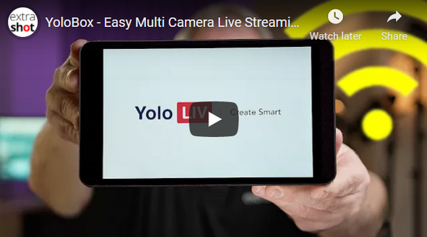 There's a lot More to Yolobox than just the Box! Multi Camera Streaming with Ease