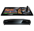 NewTek TriCaster 410 Plus Base Bundle with Small Control Surface TC1SP Front