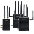 Teradek Bolt LT 1000 3G-SDI Wireless TX/RX Deluxe Kit with 2 Receivers (V-Mount)