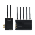 Teradek Bolt XT 1000 SDI/HDMI Wireless TX/RX Deluxe Kit (Gold Mount)