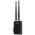 Teradek Bolt XT 3000 SDI/HDMI Wireless TX/RX Deluxe Kit with 2 Receivers (Gold Mount)