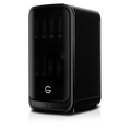 G-Technology G-SPEED STUDIO XL with 2 ev Series Bay Adapters, 24TB