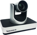 HuddleCam Air Wireless USB Conferencing Camera with 12x Lens TILTED VIEW