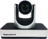 HuddleCam Air 12x Lens, Wireless USB Conferencing Camera, Silver
