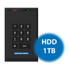 SecureData SecureDrive KP (1TB) Encrypted Drive
