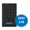 SecureData SecureDrive KP (2TB) Encrypted Drive