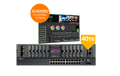 Avid NEXIS | PRO 40TB Academic Bundle with 5 Media Composer Licenses