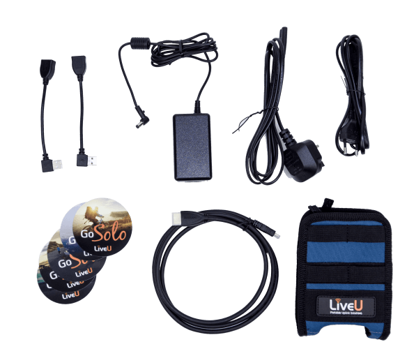 LiveU Solo HDMI Premium Video Encoder