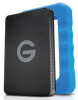 G-Technology G-DRIVE ev RaW SSD with Rugged Bumper 500GB