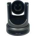 PTZOptics 12X-SDI is a 1080p camera with 12X optical zoom, front