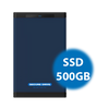 SecureData SecureDrive BT 500GB Encrypted Drives SSD