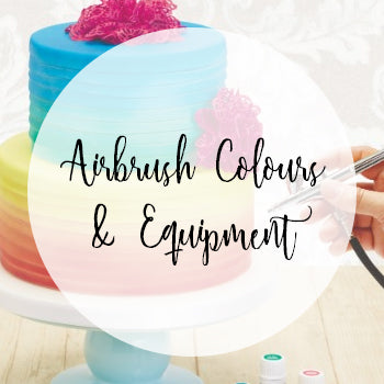 Airbrush Colours and Equipment