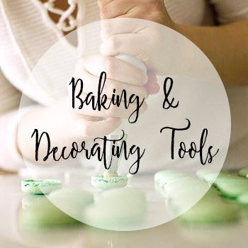 Baking & Cake Decorating Tools