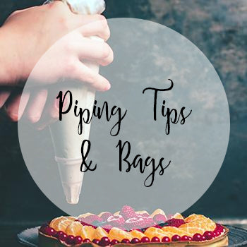 Decorating Tips & Piping Bags